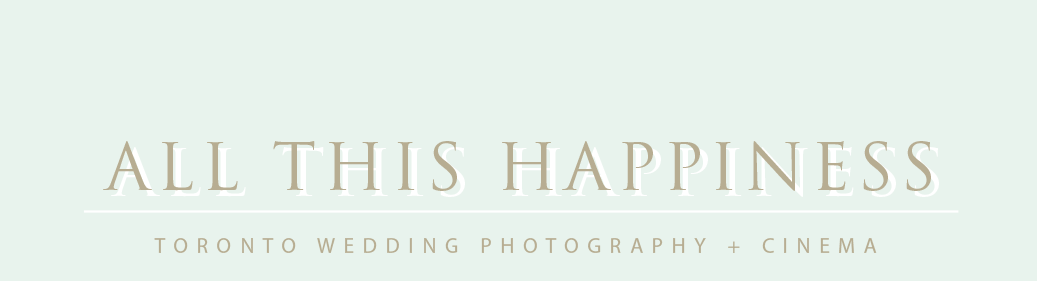 All This Happiness l Photo + Cinema logo